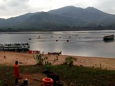 Andhra Pradesh boat capsize: Seven, including six girls, one woman, missing; navy dispatches diving team for rescue ops