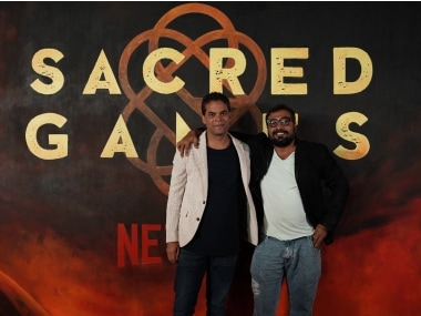 Sacred Games' parallel narrative format is ideal concoction of Anurag Kashyap, Vikramaditya Motwane's energies