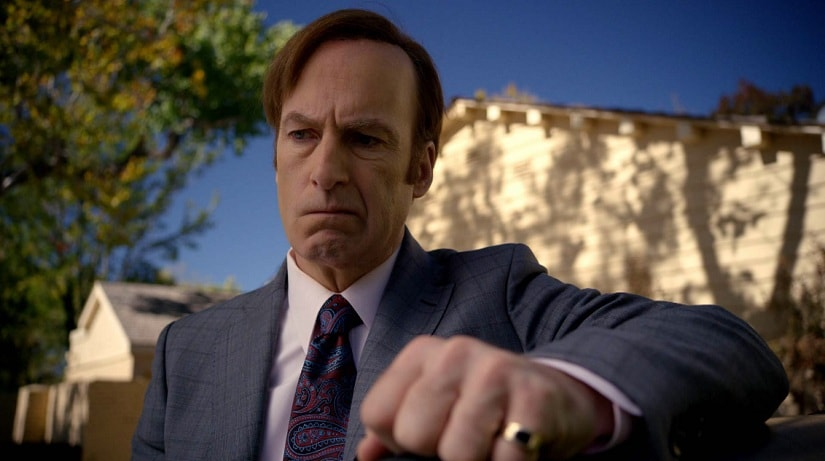 Still from Better Call Saul. Image via Twitter/@DiscussingFilm
