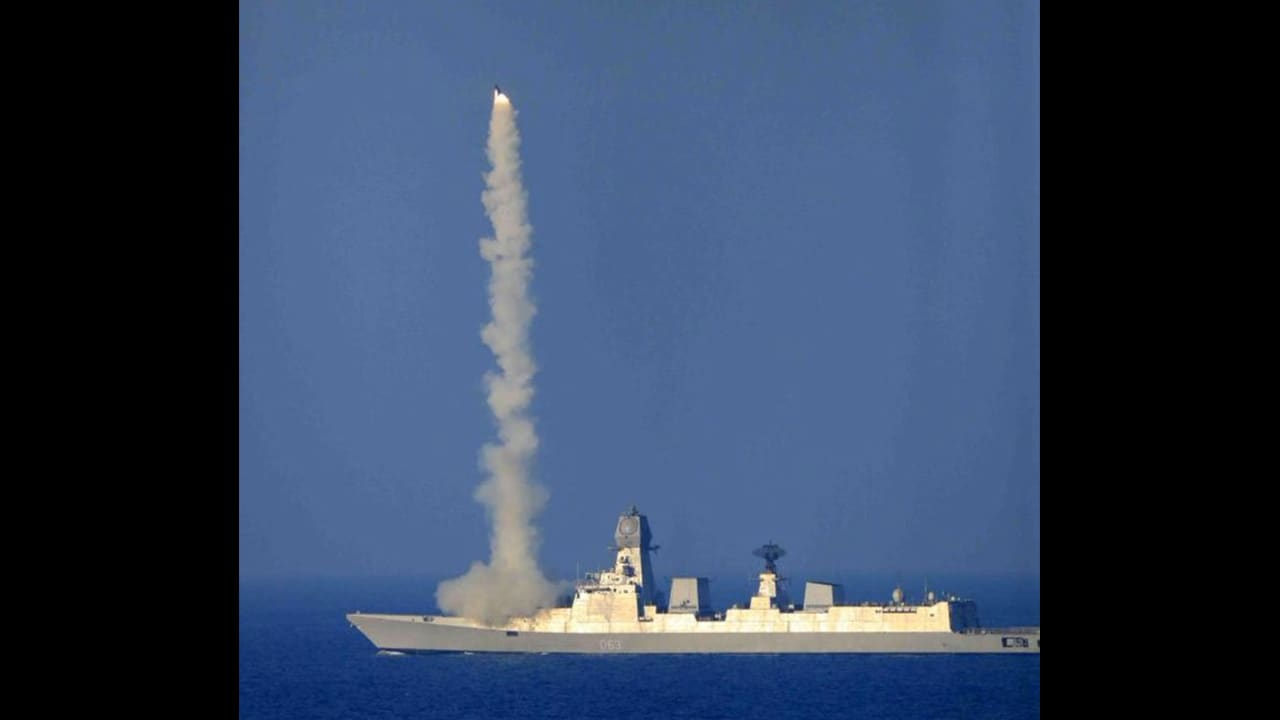 India successfully test fires all-weather BrahMos missile off Odishas coast