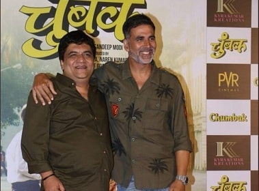 Marathi films have richer content and are bolder than Hindi cinema, says Akshay Kumar
