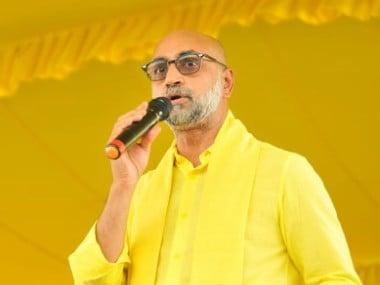 File image of Jayadev galla. Courtesy: Twitter/@JayGalla