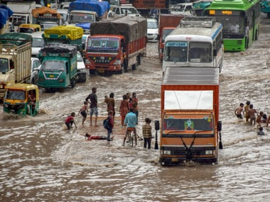 Heavy rainfall to hit several parts of north India today; IMD predicts thunderstorms in Delhi, Gujarat