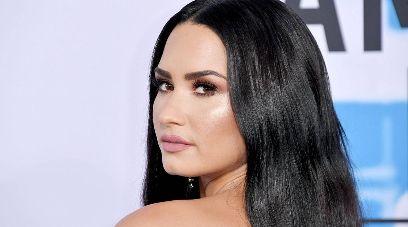 TMZ: Singer Demi Lovato hospitalized for apparent heroin overdose