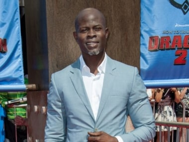 Guardians of the Galaxy star Djimon Hounsou to play 3,000-year-old wizard in DC's upcoming film Shazam!