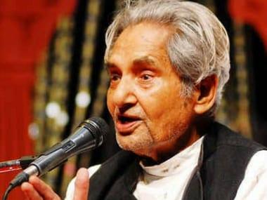 Padma Bhushan awardee lyricist and poet Gopal Das 'Neeraj', passes away aged 93