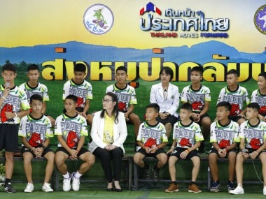 Thailand cave rescue: 12 boys and coach discharged from hospital in good health; speak of 'miracle' rescue