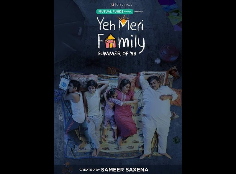 Yeh Meri Family poster. Image from Facebook