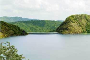 File image of Kerala's Idukki Dam on the Periyar River. PTI