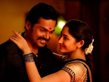 Kadaikutty Singam movie review: Karthi fits the bill as dhoti-clad farmer in brother Suriya's production debut