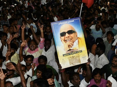 Karunanidhi health updates: DMK chief's health stable, doctors monitoring condition, says MK Stalin