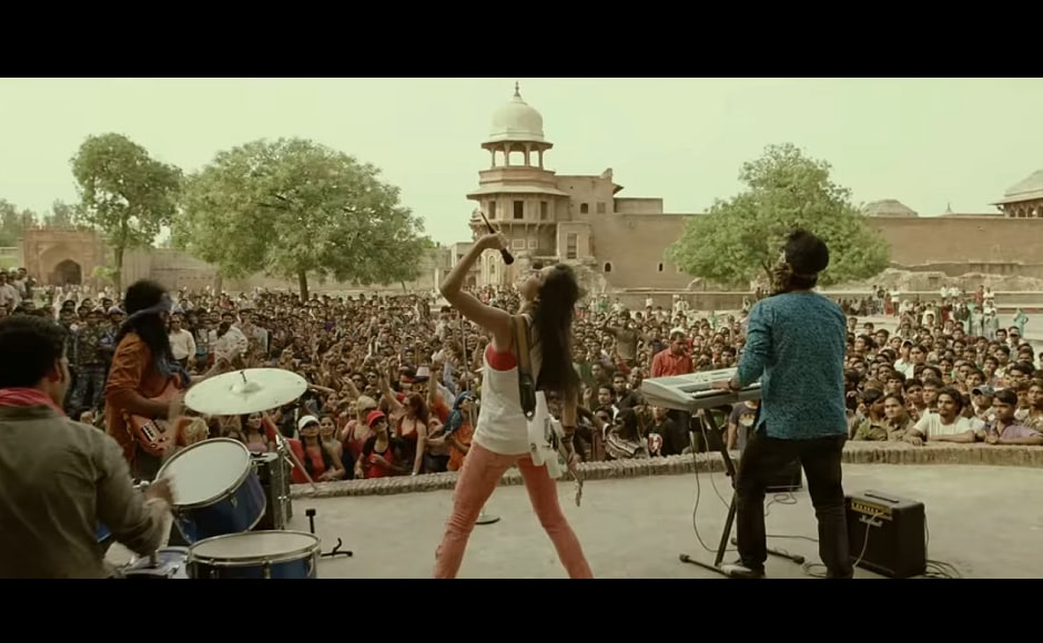 Neha Bhasin's 'Dhunki', from Mere Brother Ki Dulhan became the 2011 party anthem. YouTube screengrab