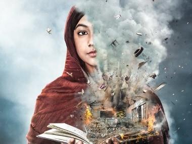 Gul Makai poster shows Malala Yousafzai's fight for education in Pakistan amid Taliban rule