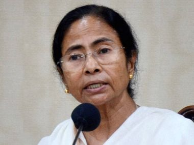 File image of West Bengal chief minister Mamata Banerjee