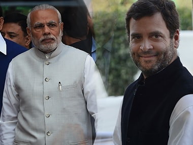 After four phases of Lok Sabha polls, Narendra Modi has the loudest voice in the room while Rahul Gandhi is silent
