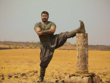 Malayalam superstar Mohanlal lands in legal trouble for spinning a charkha in advertisement for textile brand
