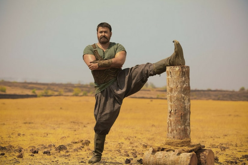 Mohanlal/Image from Facebook.