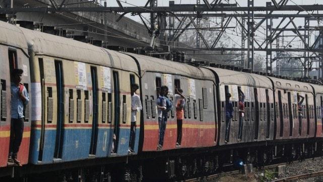Mumbai Local Trains