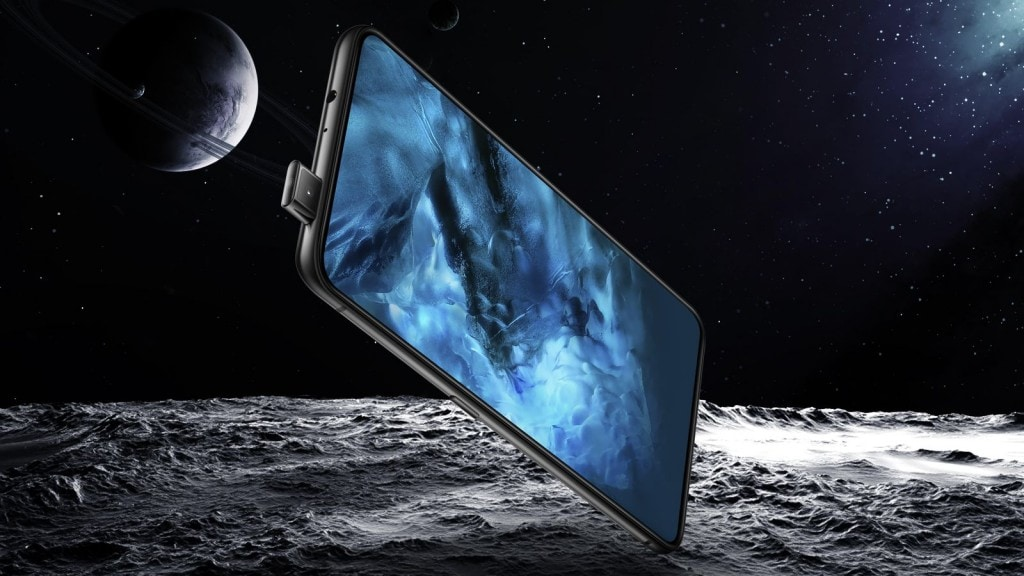 Vivo NEX is the first smartphone to have an elevating selfie camera and if you thought thats crazy then theres more!