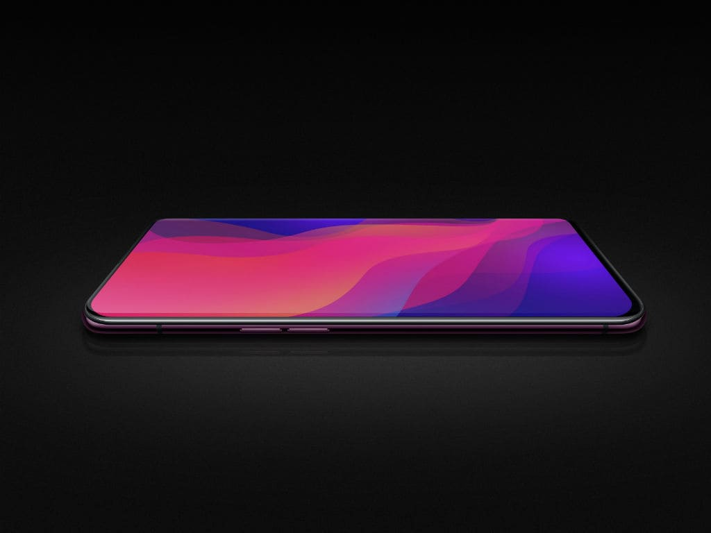 Oppo Find X. Oppo India.