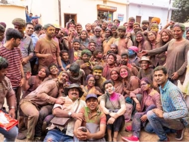 Vishal Bhardwaj's Pataakha, starring Sanya Malhotra and Radhika Madan, wraps up shoot in Mount Abu