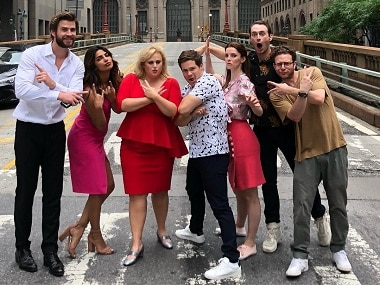 Priyanka Chopra wraps up shoot for upcoming comedy Isn't It Romantic; film to release on 14 February, 2019