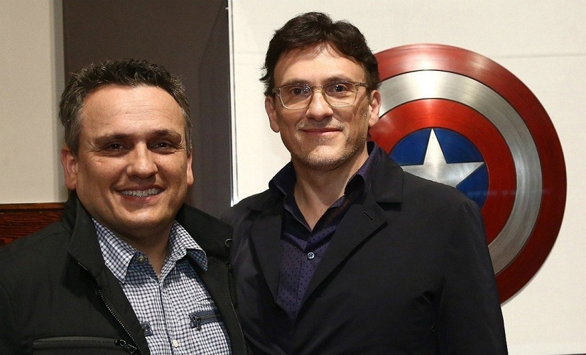 Russo Brothers. Twitter @test_the_tech