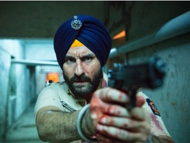 Saif Ali Khan starts shooting for Netflix's Sacred Games season 2 in Mumbai; to reprise role as Sartaj Singh