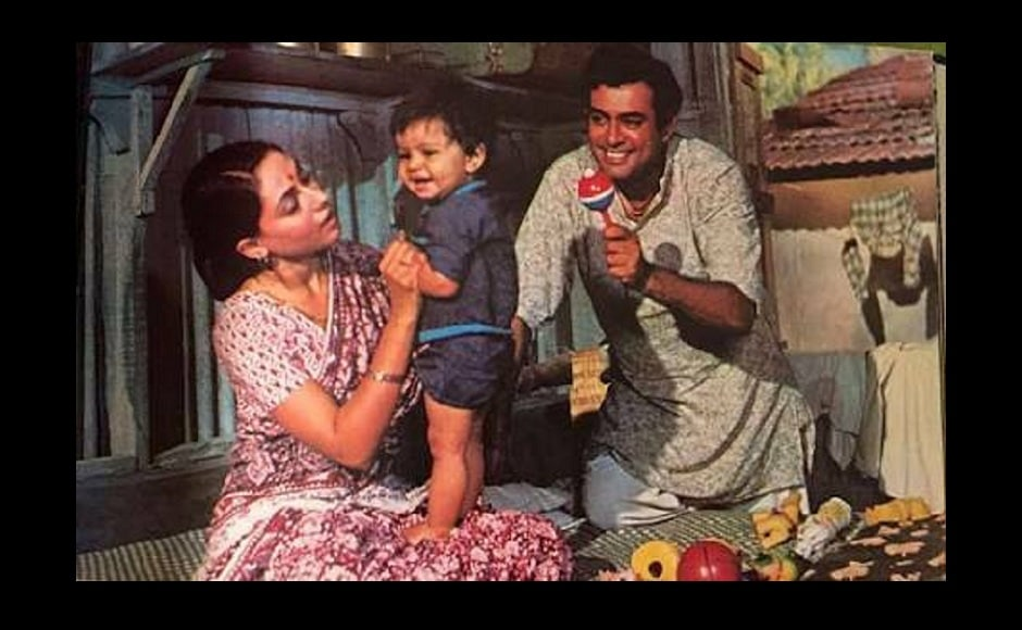 Remake of Japanese film <em>Happiness of Us Alone</em>, <em>Koshish</em> depicted Sanjeev Kumar and Jaya Bhaduri as a deaf and mute couple. It also won Kumar a National Award. Image from Facebook