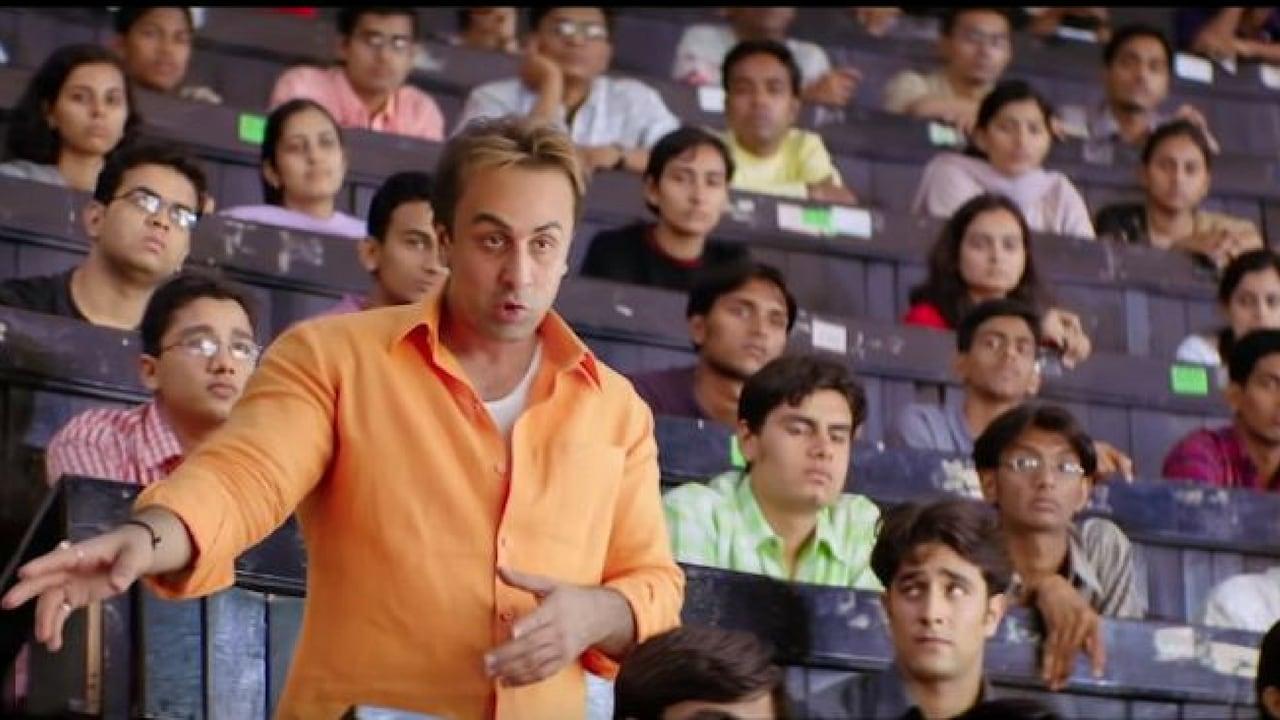 """Since Sanju meets Munna Bhai MBBS memes in vogue, we ask Rajkumar Hirani, """"Biopic hai toh mudda uthana zaroori hai kya?"""""""