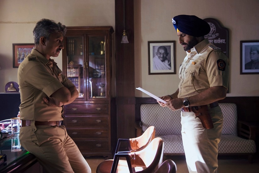 Still from Sacred Games. Netflix