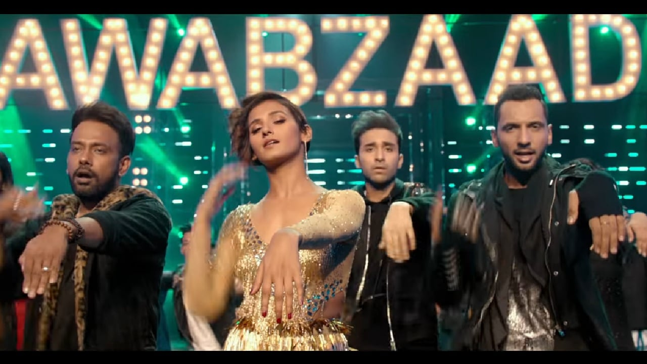 nawabzaade song amma dekh featuring dancer shakti mohan