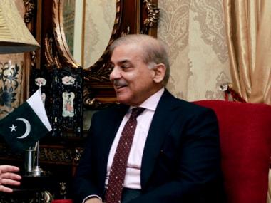 File image of Shehbaz Sharif. Reuters