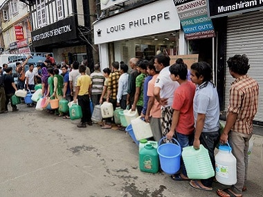 India's water crisis: Scarcity in Shimla has abated, but hotels still fear drop in tourist numbers