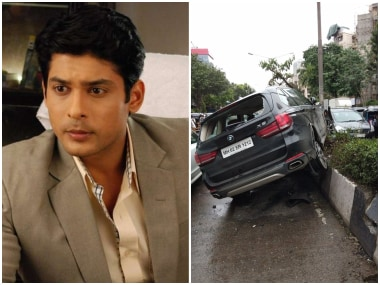 Actor Sidharth Shukla reportedly involved in car crash in Mumbai's Oshiwara area; three hurt
