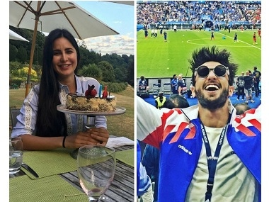 Katrina Kaif turns 35; Bollywood congratulates France on World Cup win: Social Media Stalkers' Guide
