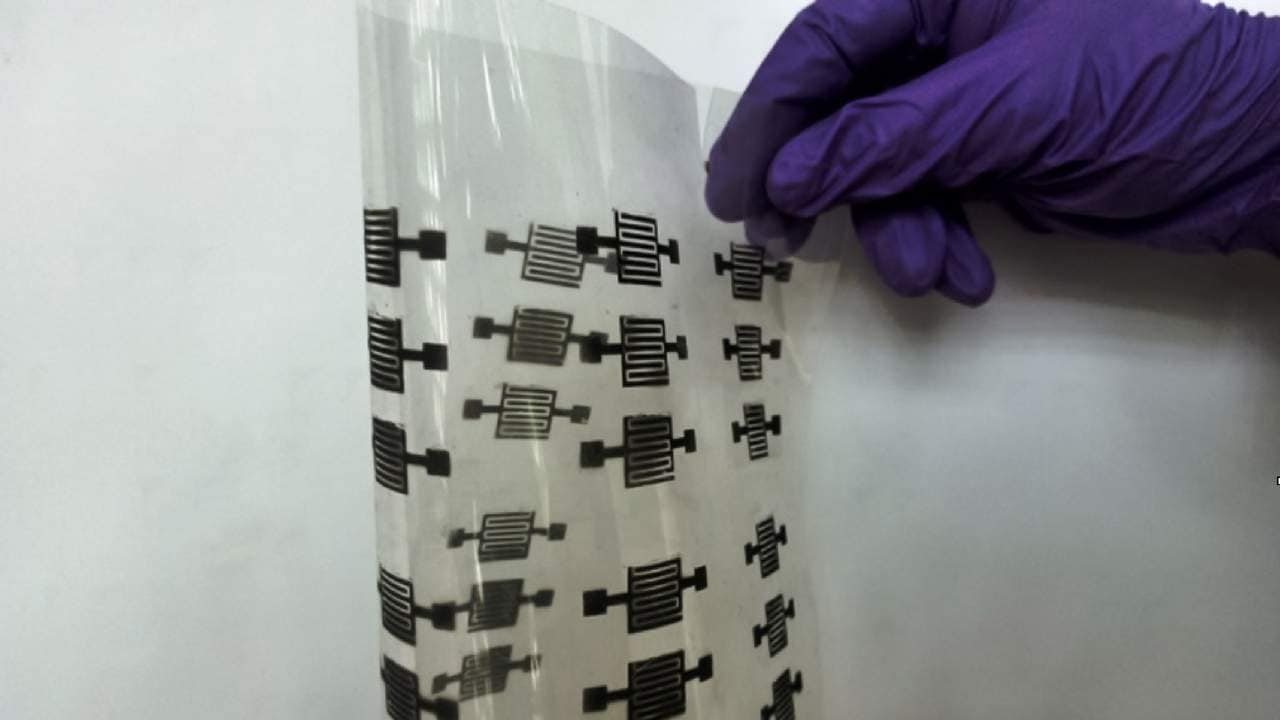 Flexible micro-supercapacitors