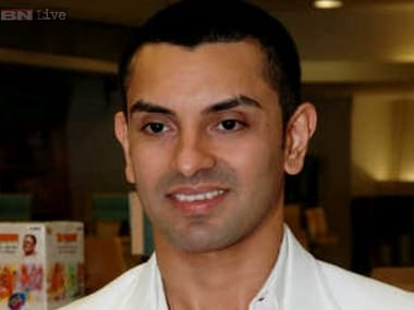 File image of Tehseen Poonawalla. News18