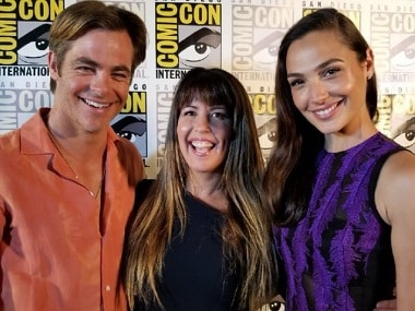 Wonder Woman 1984: Gal Gadot, Chris Pine, Patty Jenkins release surprise first look footage at Comic Con