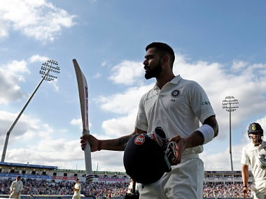 India vs England: Virat Kohli's sensational century ushers hosts to position of comfort on Day 2 of first Test