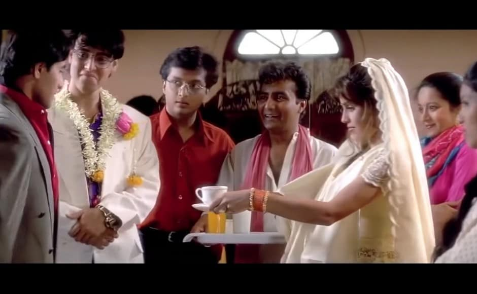 Pardes completes 21 years; A look at iconic moments from Shah Rukh Khan,  Mahima Chaudhry's film - Photos News , Firstpost