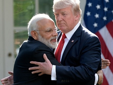 Donald Trump joked about playing 'matchmaker' for Prime Minister Narendra Modi, say reports
