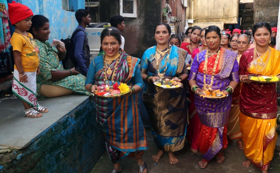 The festival of Narali Purnima signals the end of the monsoon season in Maharashtra. The words 'narali' and 'purnima' mean coconut and 'full moon day'. Firstpost/Sachin Gokhale