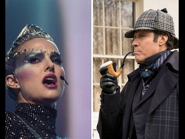 First look of Vox Lux, Holmes & Watson, The Aeronauts, The Tax Collector and Green Book unveiled