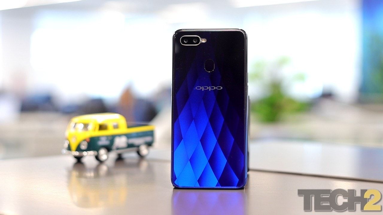 Oppo F9 Pro Review Stunning Design But Performance Lovers Can Skip