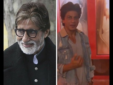 Amitabh Bachchan remembers fatal Coolie accident; SRK calls Anil Kapoor his Fanney Khan: Social Media Stalkers' Guide