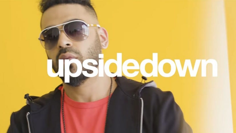 UpsideDown collaborates with UK-based singer Jaz Dhami on cross-cultural single Cyclone