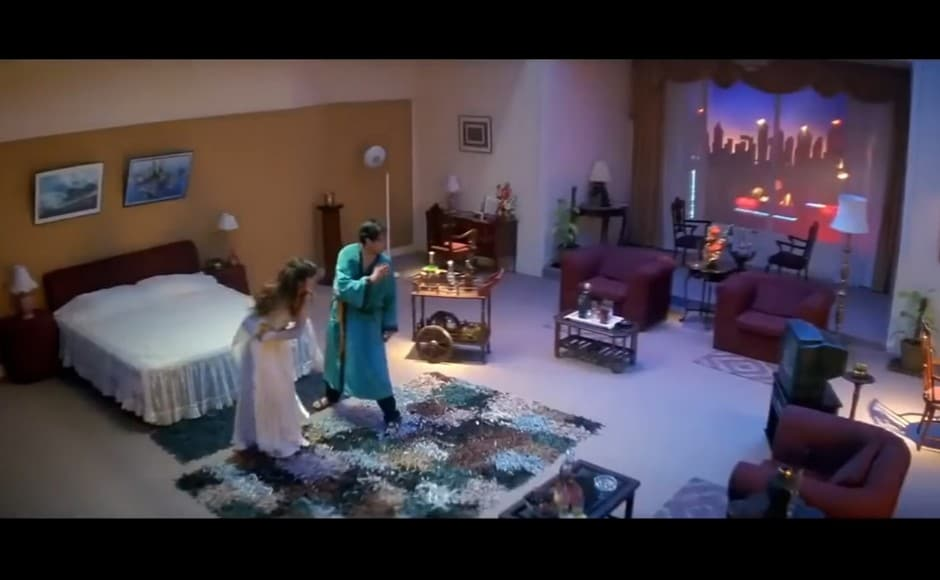 Ganga and Rajiv have a fallout when their ideologies clash and Ganga realises she cannot marry him. YouTube screengrab