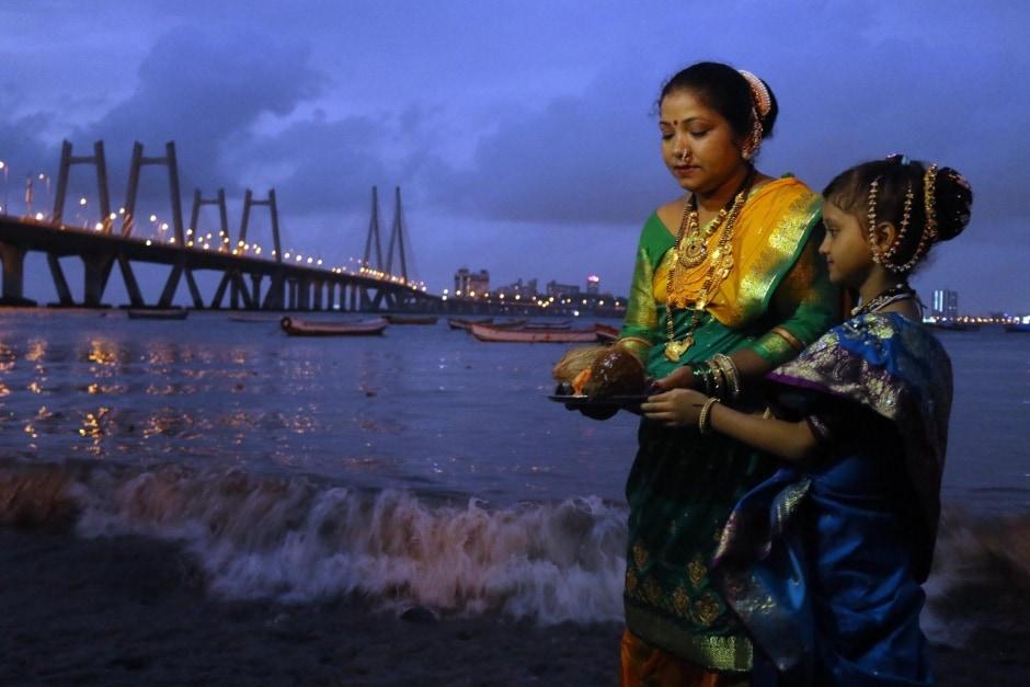 Narali Purnima coincides with other Hindu festivals like Raksha Bandhan. Firstpost/Sachin Gokhale