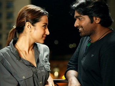 96 movie review: Vijay Sethupathi, Trisha's winning romance is devoid of melodrama, clichés